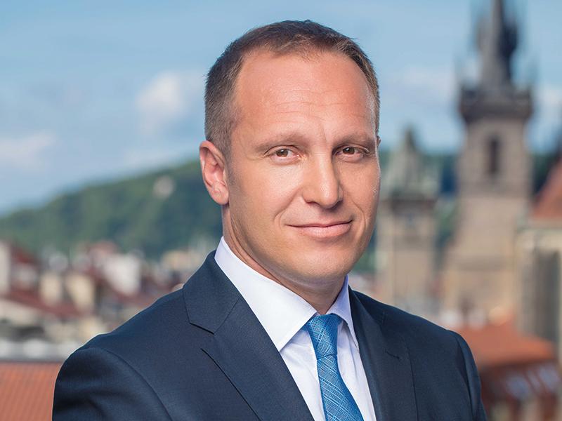 Peter Višnovský, Director, Lexxus a.s.